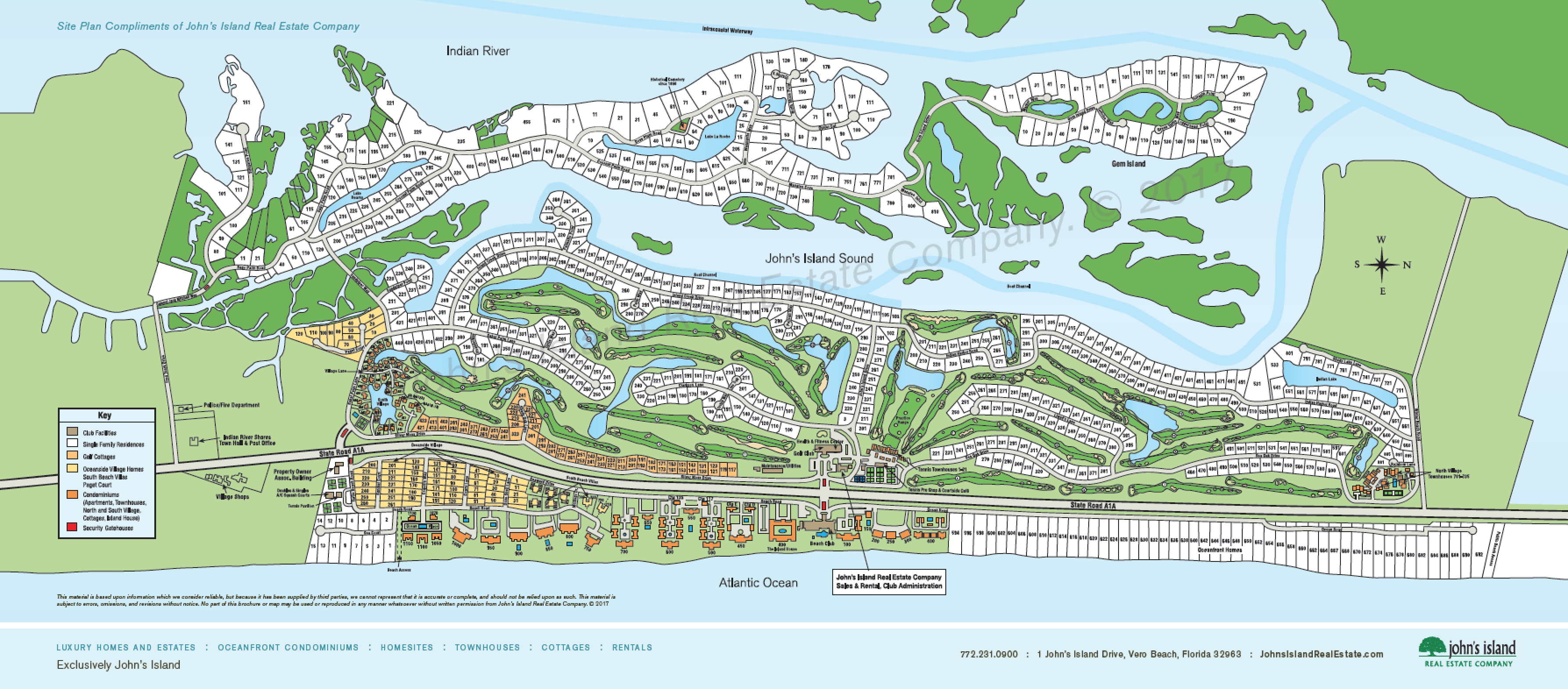 Johns Island Site Plan Johns Island Real Estate Company - Vero beach florida map