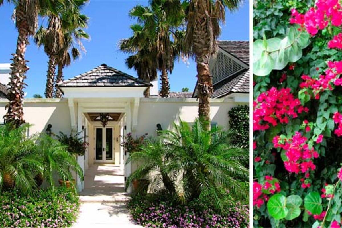 John's Island House & Flowers