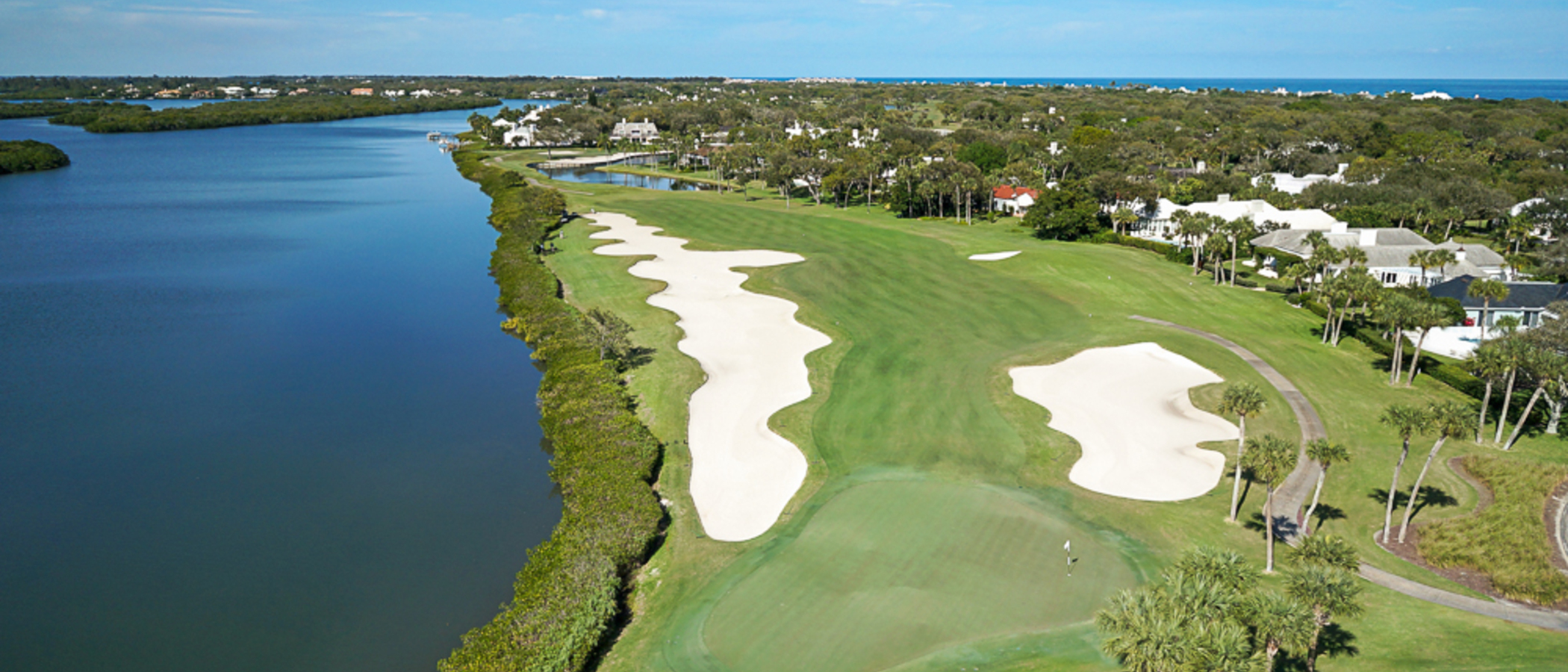The Beautiful Vero Beach Golf Course